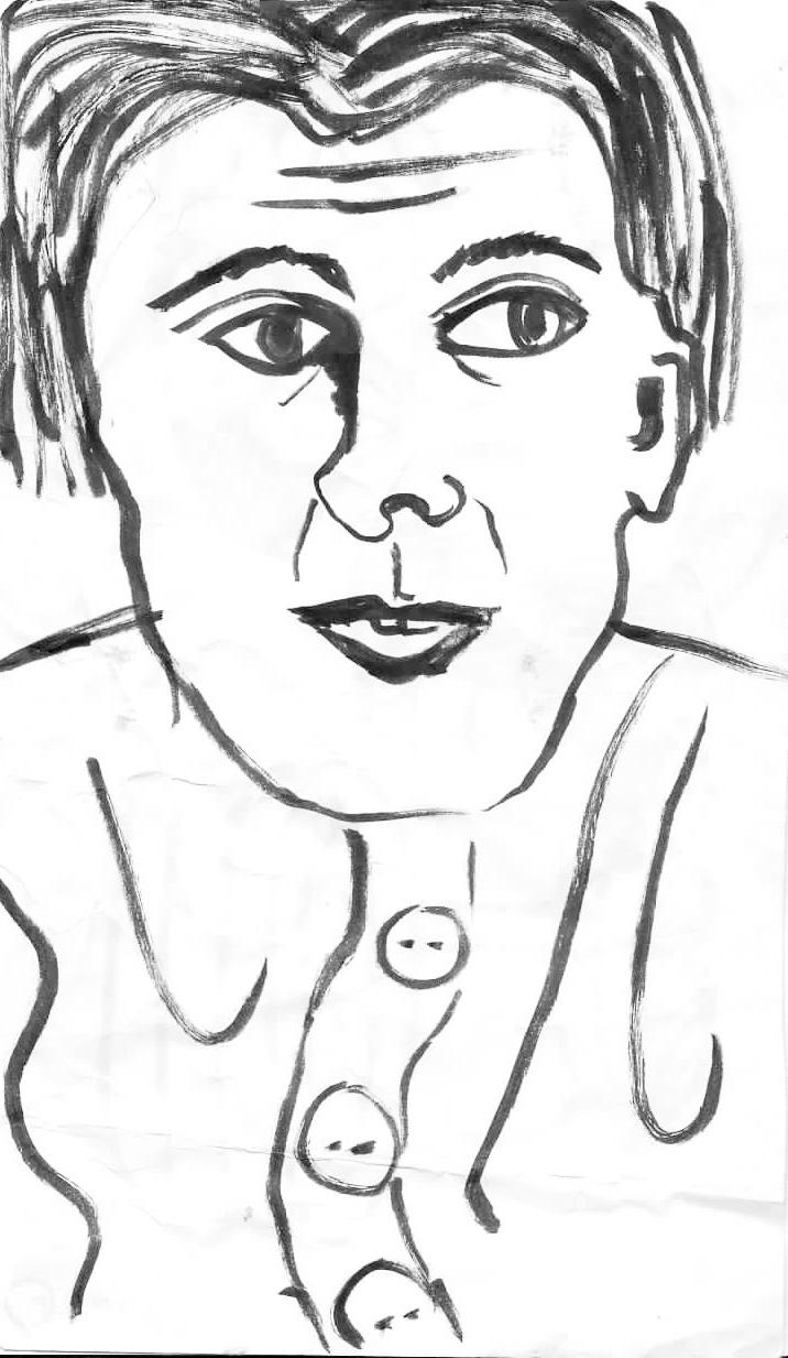 Portrait Maria Ungar